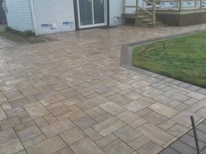 Pavers And Stone Work