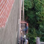 Exterior Wall Waterproofing
