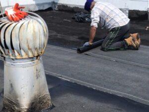 Roof Waterproofing Queens